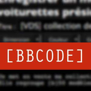 vignette de l'article Editeur BBCode PHP Léger et Gratuit