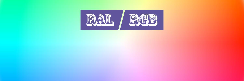 Image de l'article Liste CSV et PHP de couleur RAL