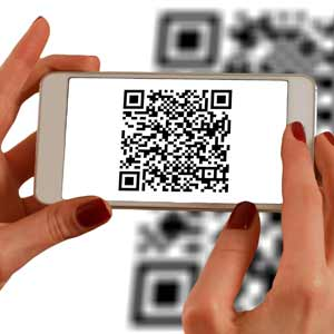vignette de l'article jsQRScan, scanner un code QR en Javascript